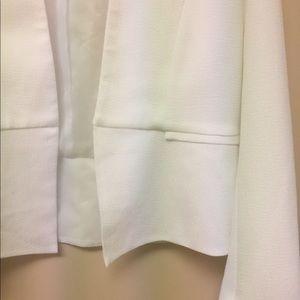 Jackets & Coats - White womens blazer
